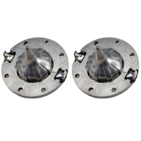 Jbl Horn Drivers - SS Audio Diaphragm for JBL 2408H, 8 Ohm Horn Driver, D-2408-2 (2 PACK)