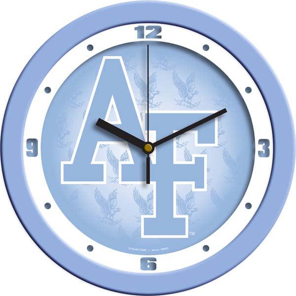 Air Force Baby Blue Wall Clock