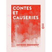 Contes et Causeries - eBook