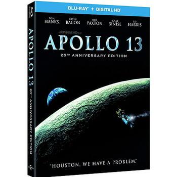 Apollo 13 on Blu-ray Disc
