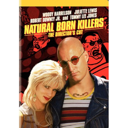 Natural Born Killers (DVD) - Scary Movie Killers