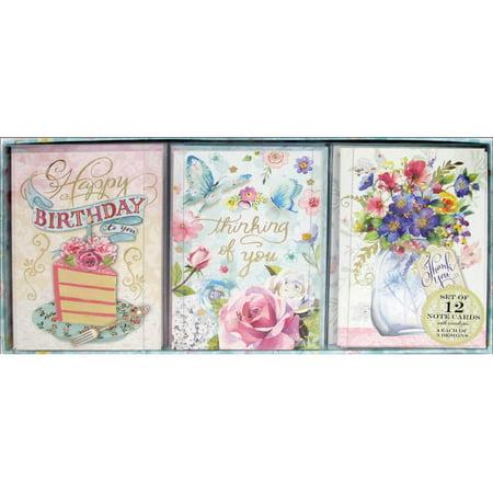 Punch studio note card trio joyful wishes walmart punch studio note card trio joyful wishes m4hsunfo