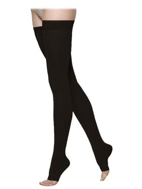 c47fa4bc9 Product Image Sigvaris 973 Access Open Toe Thigh Highs w  Grip Top - 30-40  mmHg