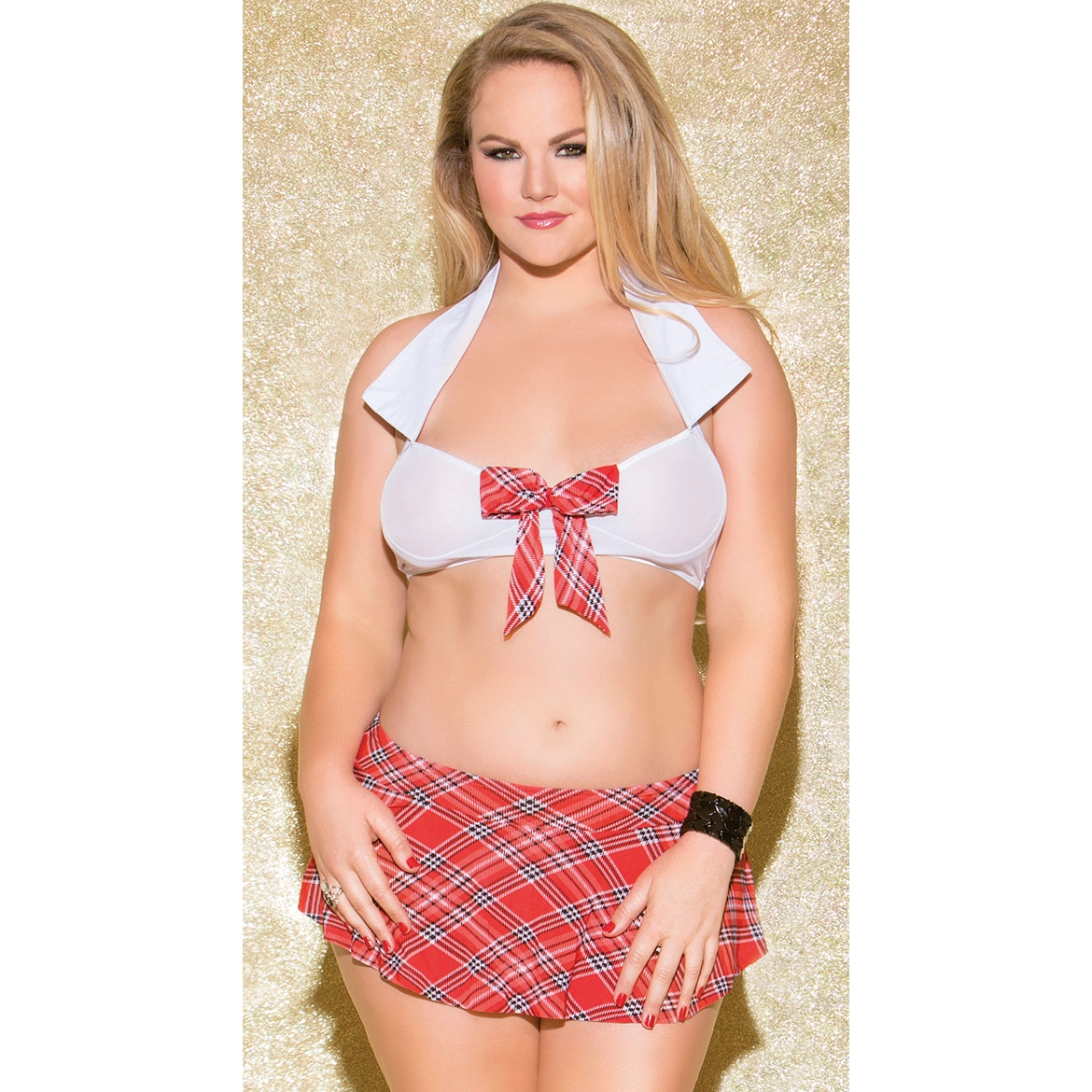 Queen Get Schooled Set iCollection 30512X Red/White