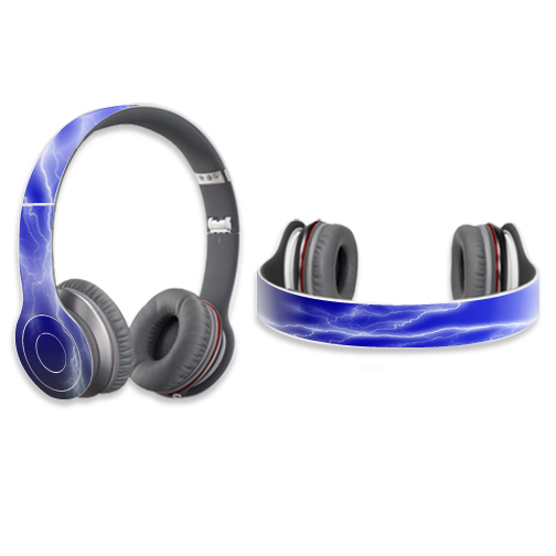 Mightyskins Protective Vinyl Skin Decal Cover for Dr. Dre Beats Solo HD Headphones wrap sticker skins 3D