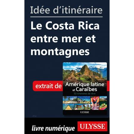 Idée d'itinéraire - Le Costa Rica entre mer et montagnes -