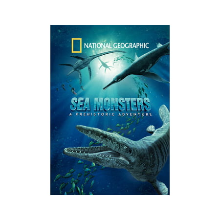 Halloween History National Geographic Channel (National Geographic: Sea Monsters, A Prehistoric Adventure (IMAX))