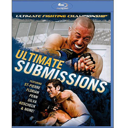 UFC: Ultimate Submissions (Blu-ray) (Widescreen)
