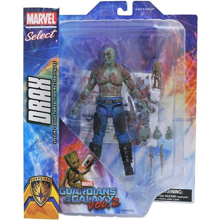 Marvel Select Drax & Baby Groot Action Figure