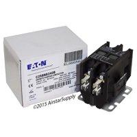 40 Amp / 2 Pole / 208-240V Coil , Eaton Cutler Hammer C25BNB240B Contactor