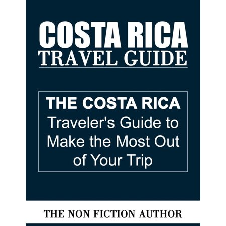Costa Rica Travel Guide - eBook