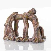 "BioBubble Decorative Ficus Roots, Horizontal, 9"" x 6.5"" x 6.25"""