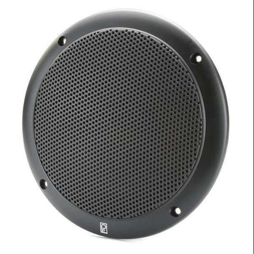 POLY-PLANAR MA4055-B Outdoor Speakers,Black,2-1/4in.D,40W,PR G0155727