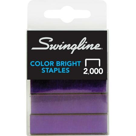 Color Bright Staples - Ek Fastenater Staple Bars