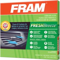 FRAM Fresh Breeze Cabin Air Filter, CF10285 for Toyota vehicles