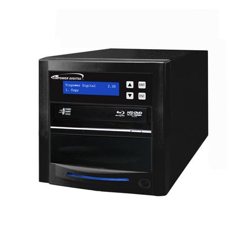 Econ Series 1 Target Blu-ray DVD CD Duplicator with USB 3.0 ECON-S1T-BD-NRUSB3