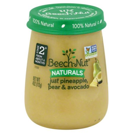 Beech-Nut Naturals Stage 2 (Pack of 18)