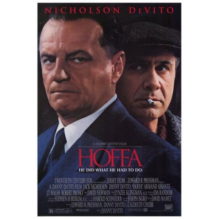 Posterazzi MOVAF6372 Hoffa Movie Poster - 27 x 40 in. - image 1 of 1