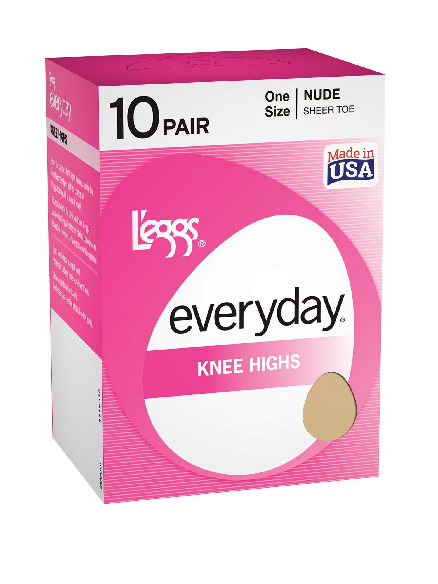7e8f933c020 Check Inventory. Women s Everyday Knee High Hosiery