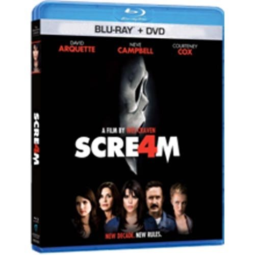 Scream 4 (Blu-ray + DVD) (Widescreen)
