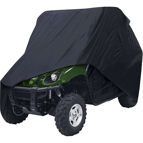 Classic Accessories QuadGear Extreme UTV Storage Cover, Black