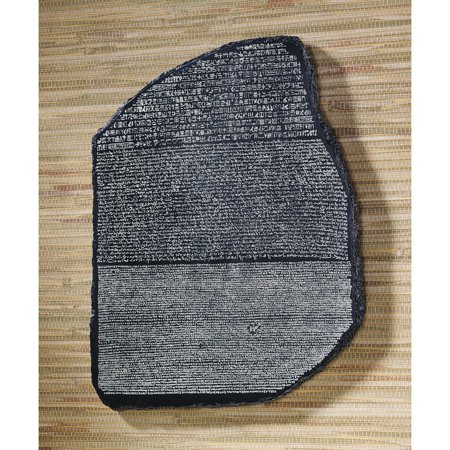 Design Toscano The Rosetta Stone Wall Sculpture