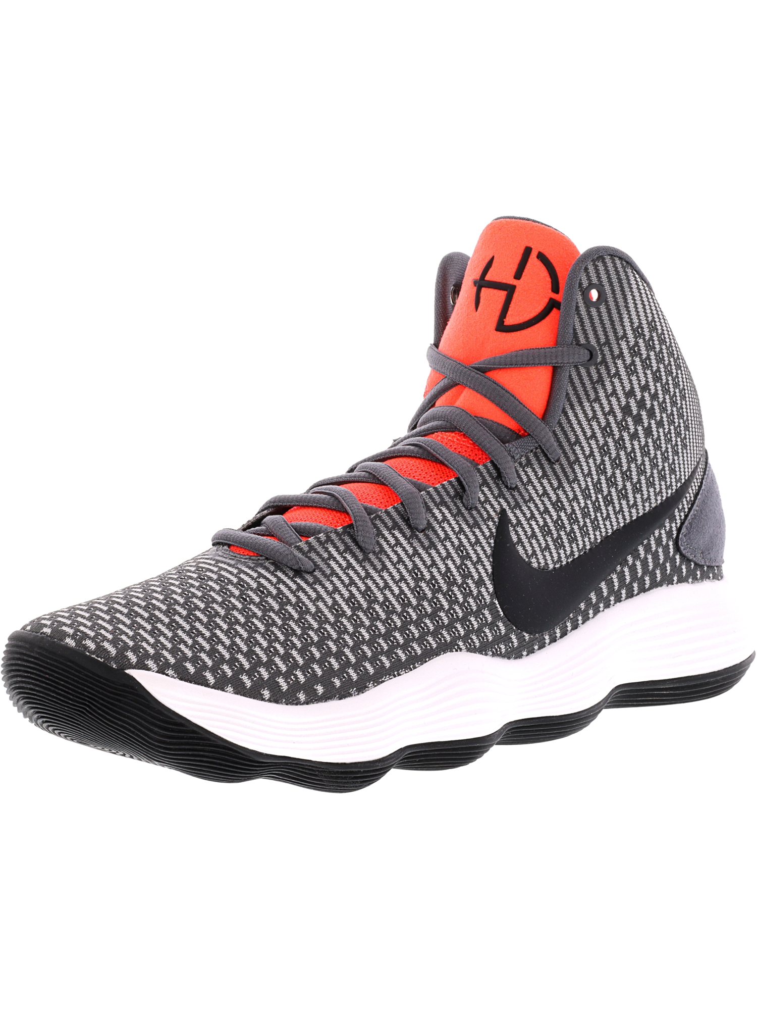 5b743674e341 ... gym red white e2fe1 a1d36  denmark nike mens hyperdunk 2017 dark grey black  bright crimson high top basketball shoe 9fd26 8e0cf