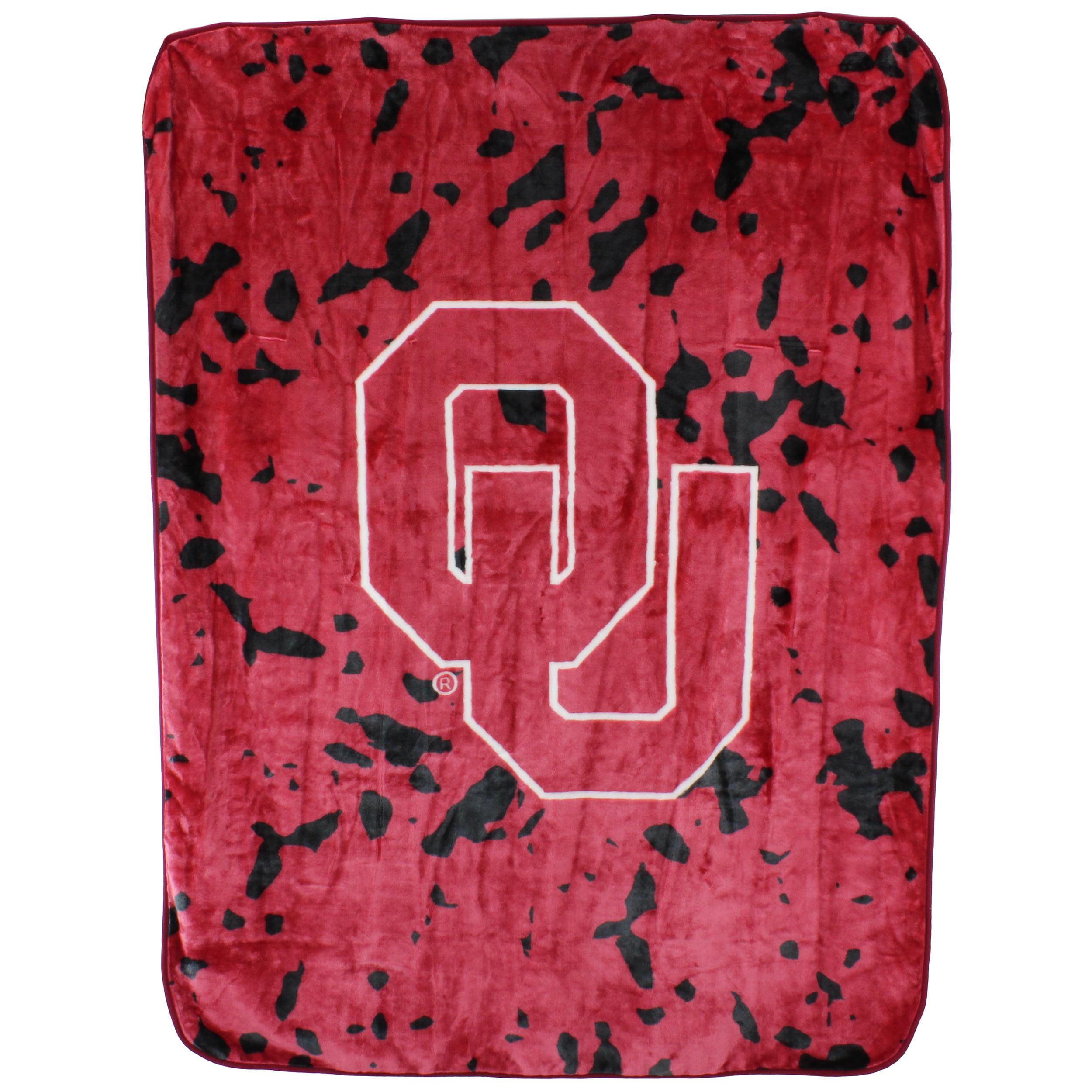 Oklahoma Sooners Blanket Oklahoma Fleece Blanket