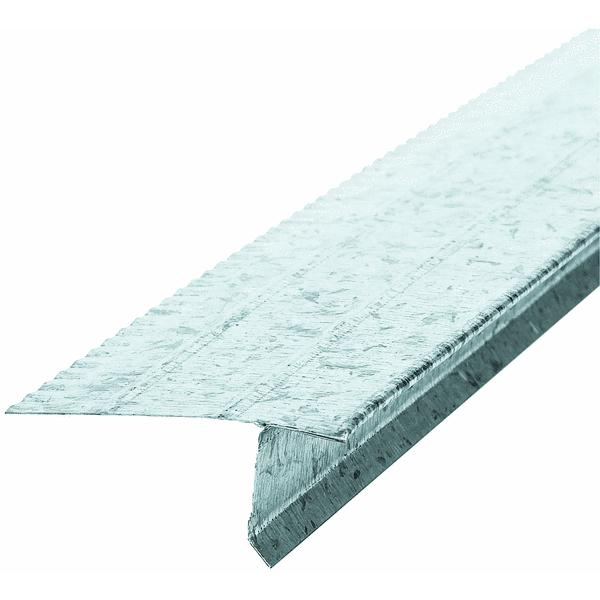 Amerimax Galvanized Style F5 Overhanging Roof & Drip Edge Flashing 5601500120