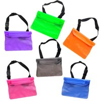 Waterproof Cell Phone Waist Bag Sport Swimming Beach Pouch Dry Case Pack