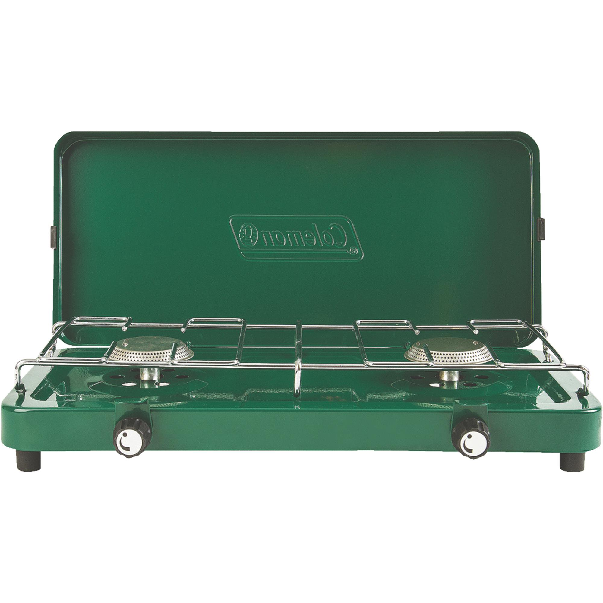 Coleman Basic 2-Burner Propane Camp Stove by COLEMAN