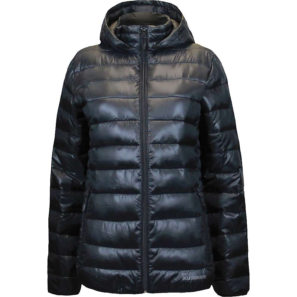 Boulder Gear Girls' D-Lite Puffer Jacket