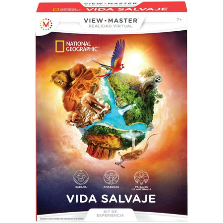 View-Master Experience Pack National Geographic: Wildlife ()
