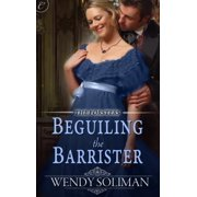 Beguiling the Barrister - eBook