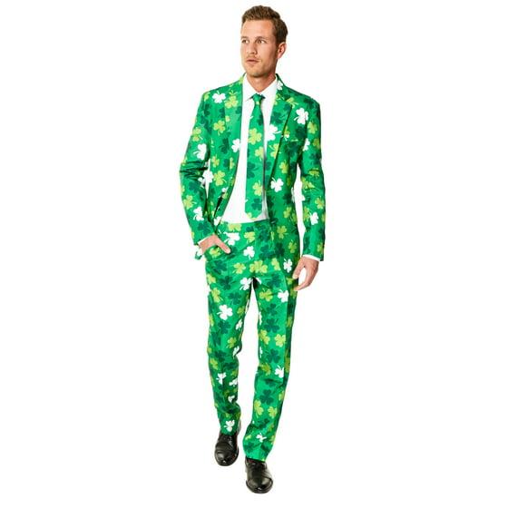 990ada5d Opposuits - Suitmeister Men's St. Patrick's Day Clovers Irish Suit -  Walmart.com