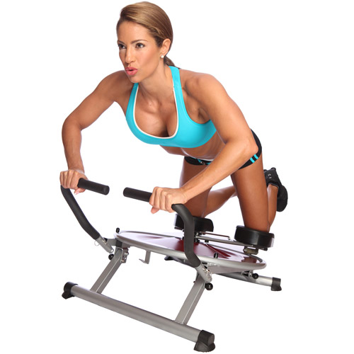 AB Circle Pro Machine As Seen On TV - Core Home and Exercise Fitness Machine