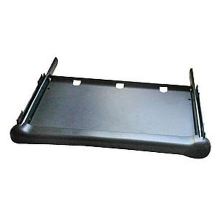 Keyboard Slide Out Tray - Black