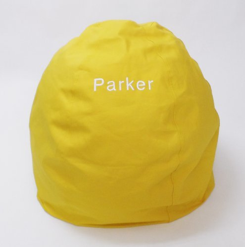 Bean Bag Chair Kid Size Personalized Embroidered Comfy Bean - Buttercup