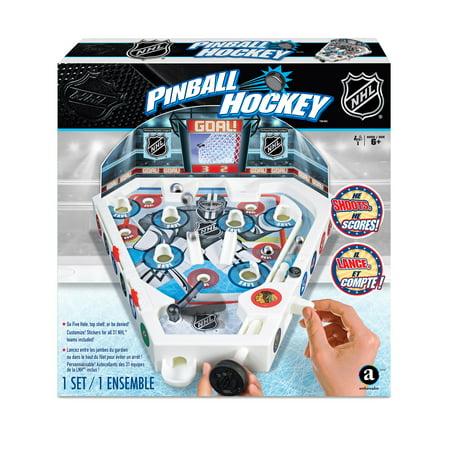 Merchant Ambassador Tabletop NHL Pinball Hockey Game