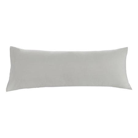 Body Pillow Case Microfiber Long Bedding for Body Pillows Light Grey 20