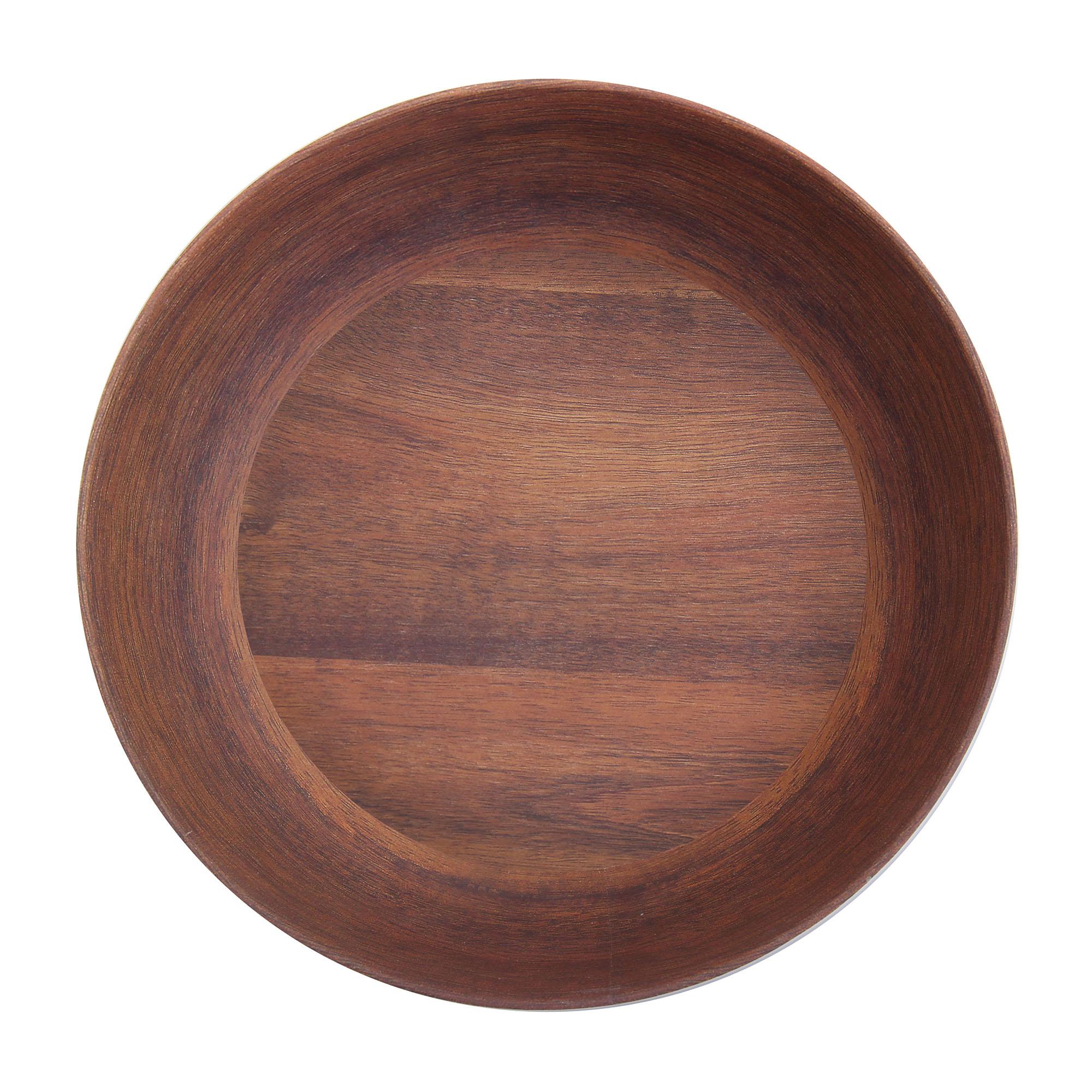 Better Homes & Gardens Set of 4 Acacia Melamine Cereal Bowl