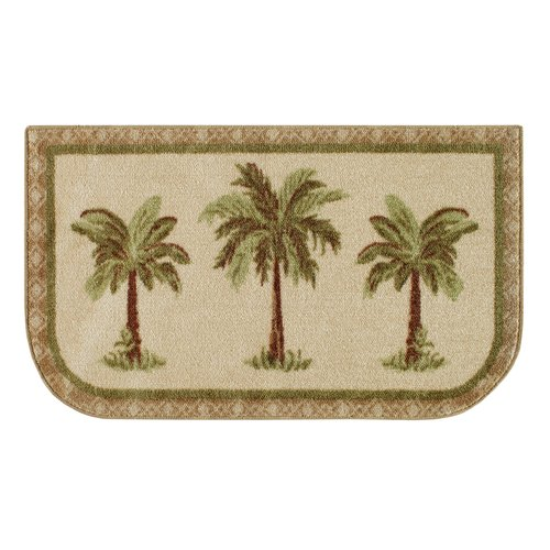 Attractive Mainstays Palm Tree Rug, Multi Color