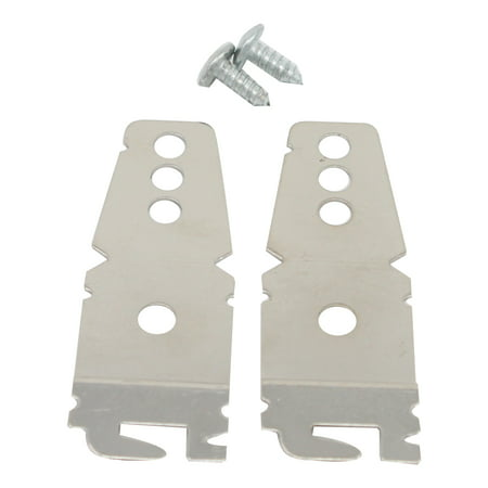 8269145 Undercounter Dishwasher Mounting Bracket Replacement for KitchenAid KUDE40CVSS2 Dishwasher - Compatible with WP8269145 Mounting Bracket - UpStart Components Brand - image 2 of 4