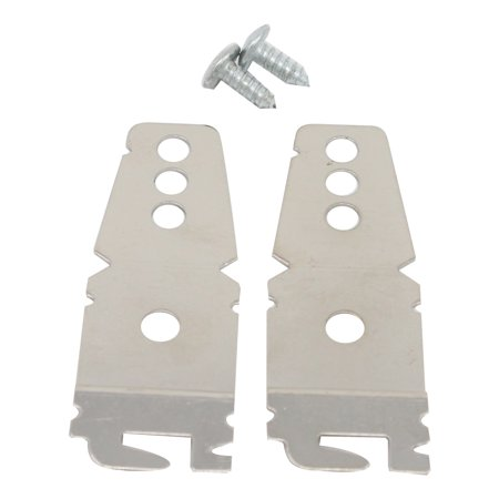 8269145 Undercounter Dishwasher Mounting Bracket Replacement for Whirlpool IUD6100YW1 Dishwasher - Compatible with WP8269145 Mounting Bracket - UpStart Components Brand - image 2 of 4