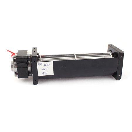 220V 2600RPM Cross Flow Cooling Fan Heat Exchanger Amplifier Cooler - image 3 of 4
