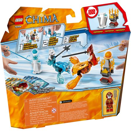 LEGO Chima Speedorz Fire vs. Ice Play Set