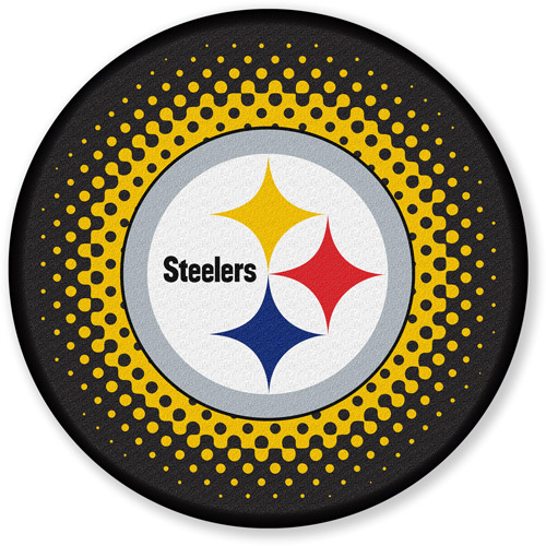 "NFL Pittsburgh Steelers 24"" Bath Rug"