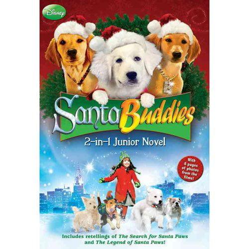 Santa Buddies: 2-in-1 Junior Novel