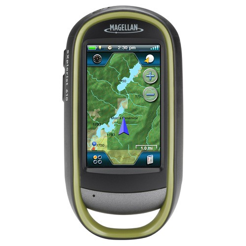 Magellan eXplorist 610 United States Waterproof Hiking GPS