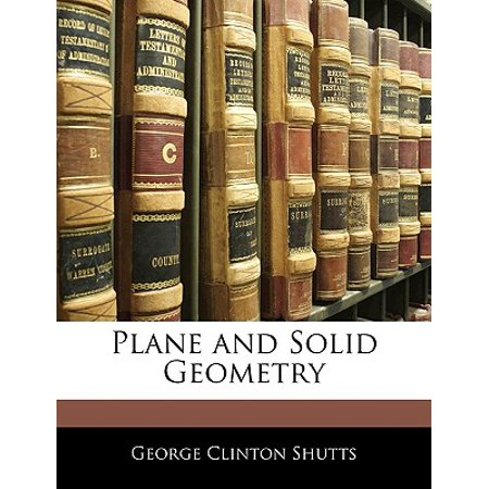 Plane and solid geometry with Problems and Applications